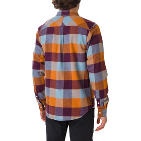 Columbia Flare Gun Chemise Flanelle Stretch Homme, storm big check